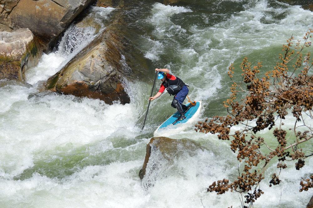 Paddling Rapids on SUP.JPG