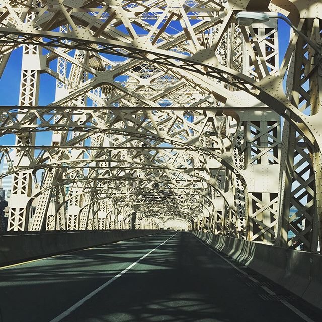 Queensboro Bridge | Beautiful Metallic Structure