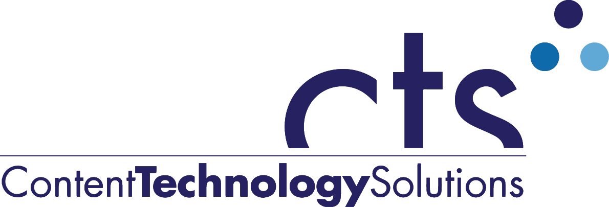 CTS - electronic publishing expertise