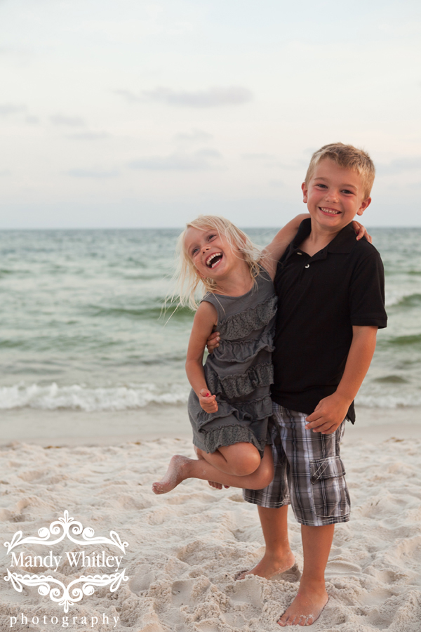 Gulf Shores Child Photography