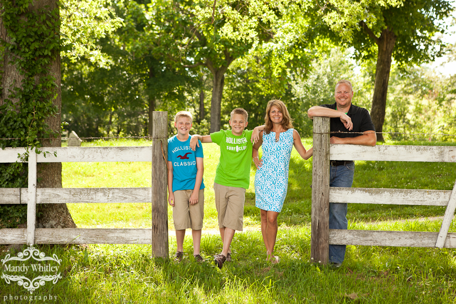 Southeast Missouri Family Photographer