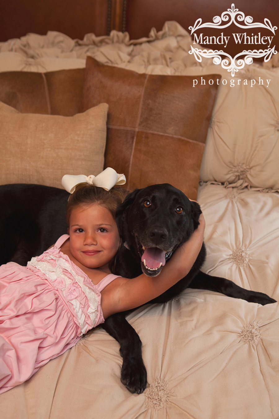 Nashville dog and child lifestyle photographer