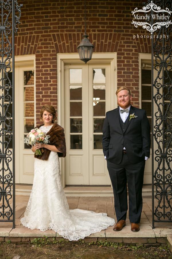 Nashville Wedding Photographer - First Presbyterian Church of Nashville