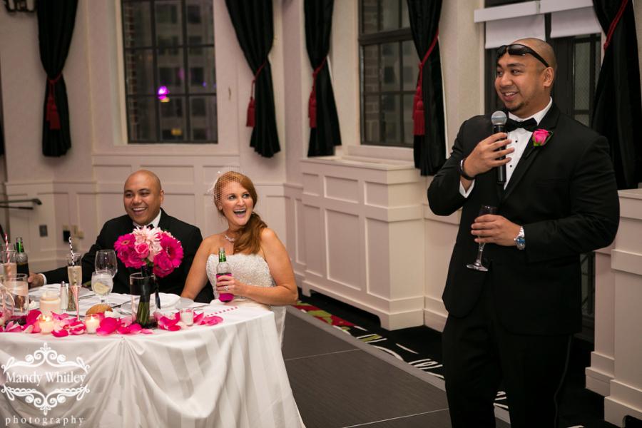 Chicago Wedding at the Allerton Hotel