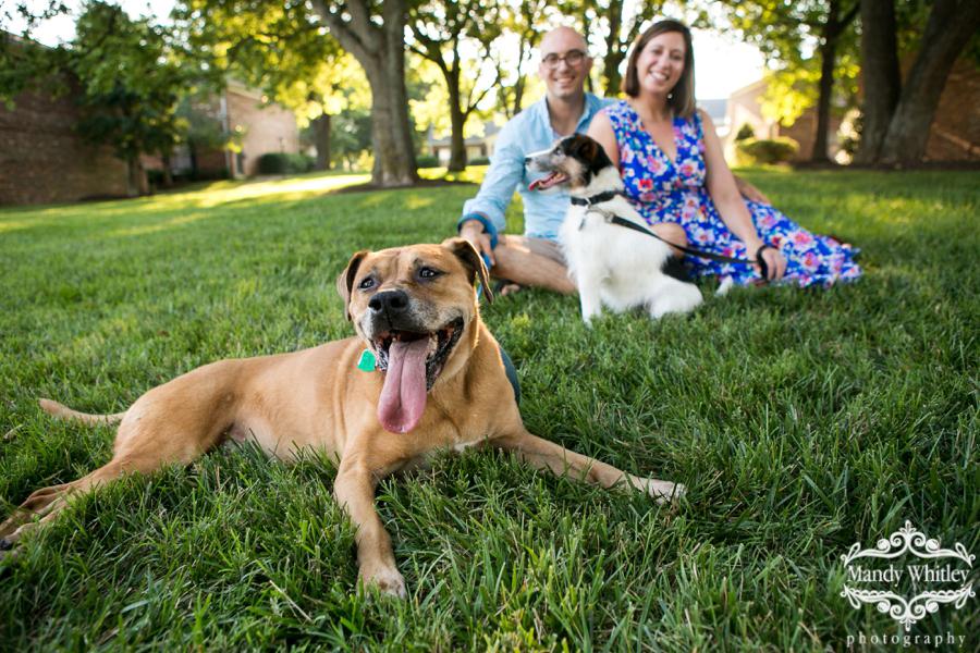 Nashville Pet Family Session