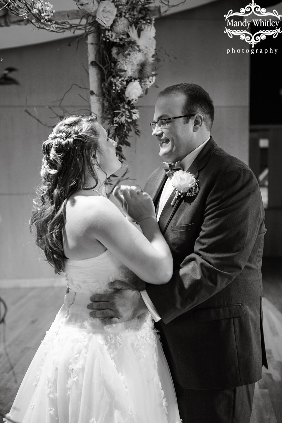 W.O. Smith School of Music Wedding in Nashville TN
