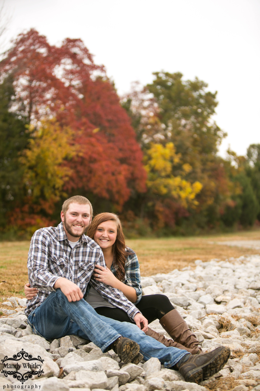 Mandy Whitley Photography | Nashville Engagement and Pet Photographer