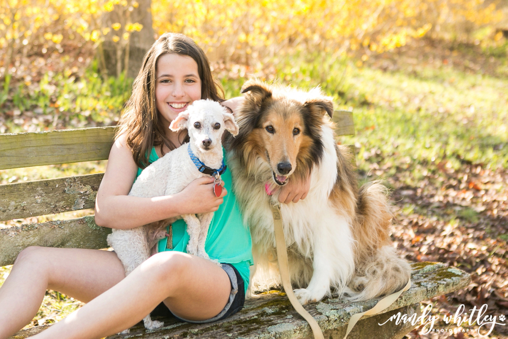 Nashville Child and Pet Photography Mandy Whitley Photography