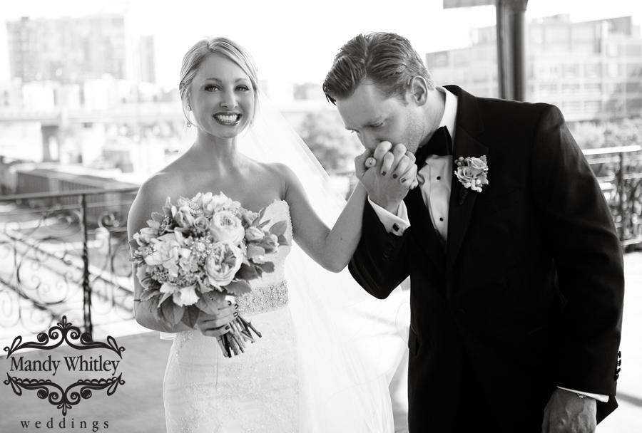 Union Station Wedding in Nashville Mandy Whitley