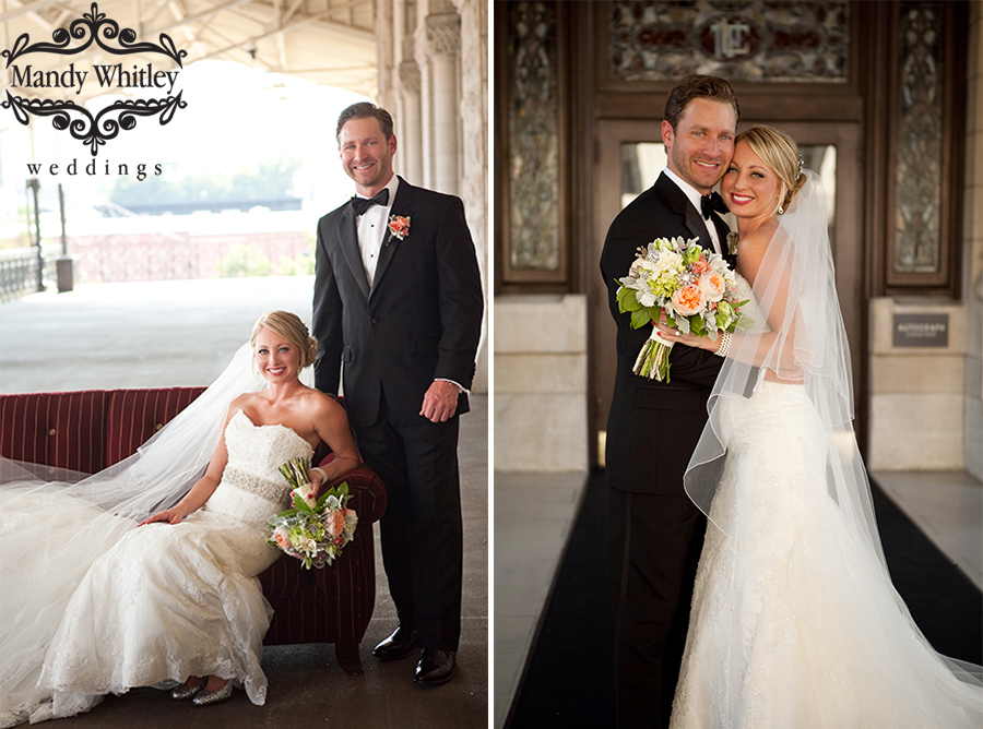 Union Station Wedding in Nashville Mandy Whitley