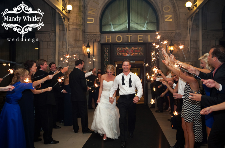 Union Station Wedding in Nashville Mandy Whitley Photography