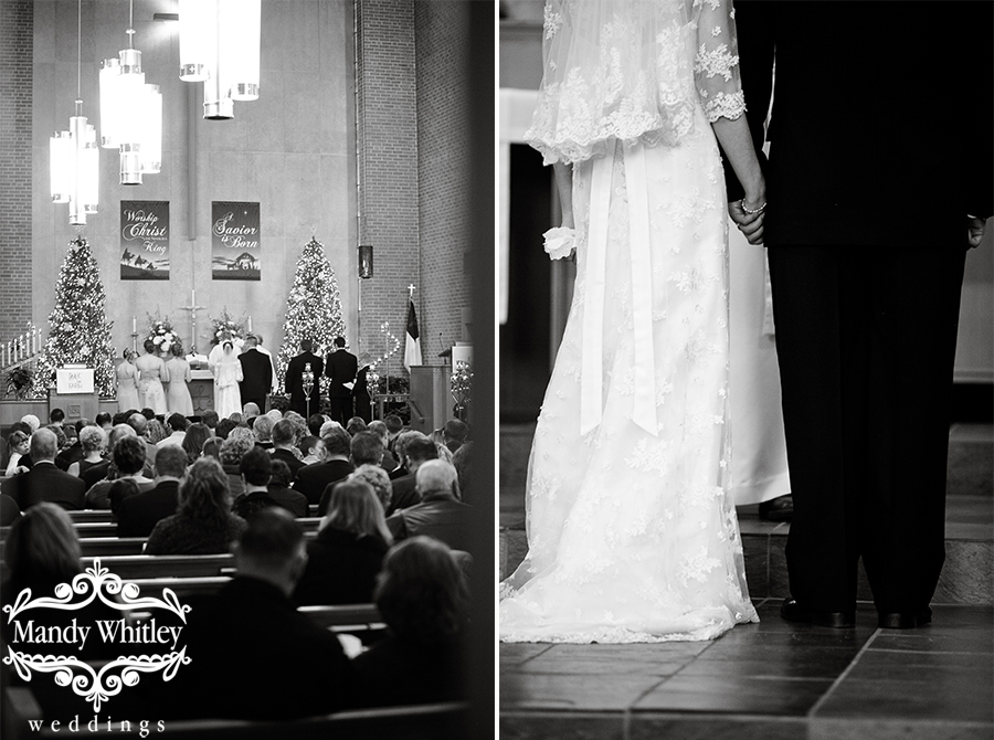 Missouri Winter Wedding Cape Girardeau Wedding Photographer