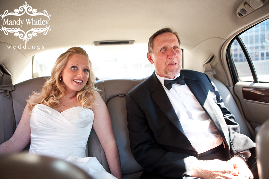 Downtown Nashville Wedding Photographer