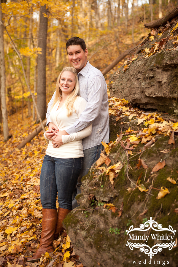 Percy Warner Engagement Session Nashville Wedding Photographer