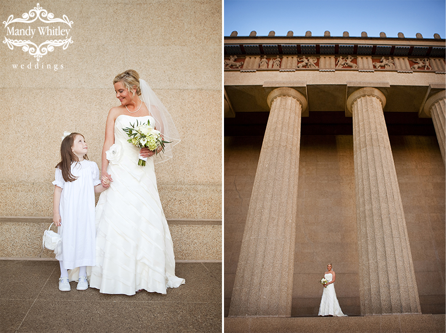 Nashville Wedding Photographer Centennial Park Parthenon Wedding