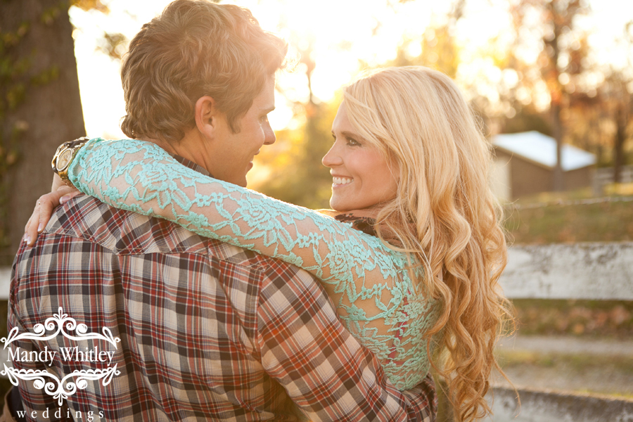Southeast Missouri Engagement Photographer Mandy Whitley Photography