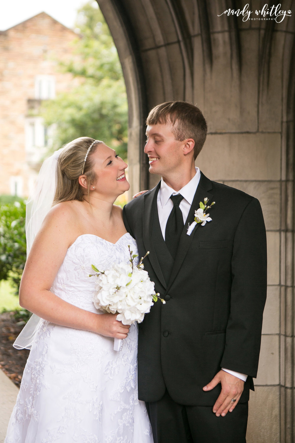 Scarritt Bennett wedding photos