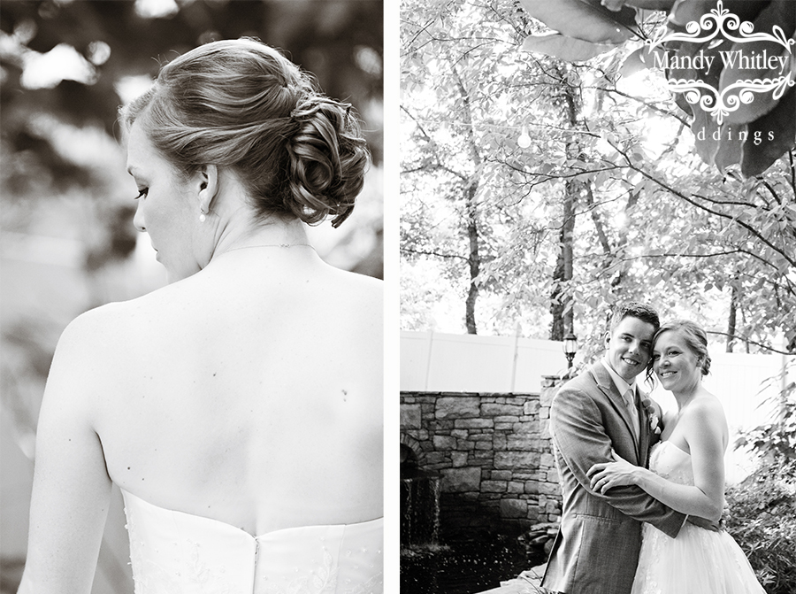Downtown Franklin Wedding Photographer