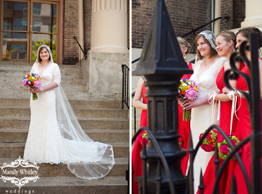 Downtown Presbyterian Church Nashville Wedding Photographer