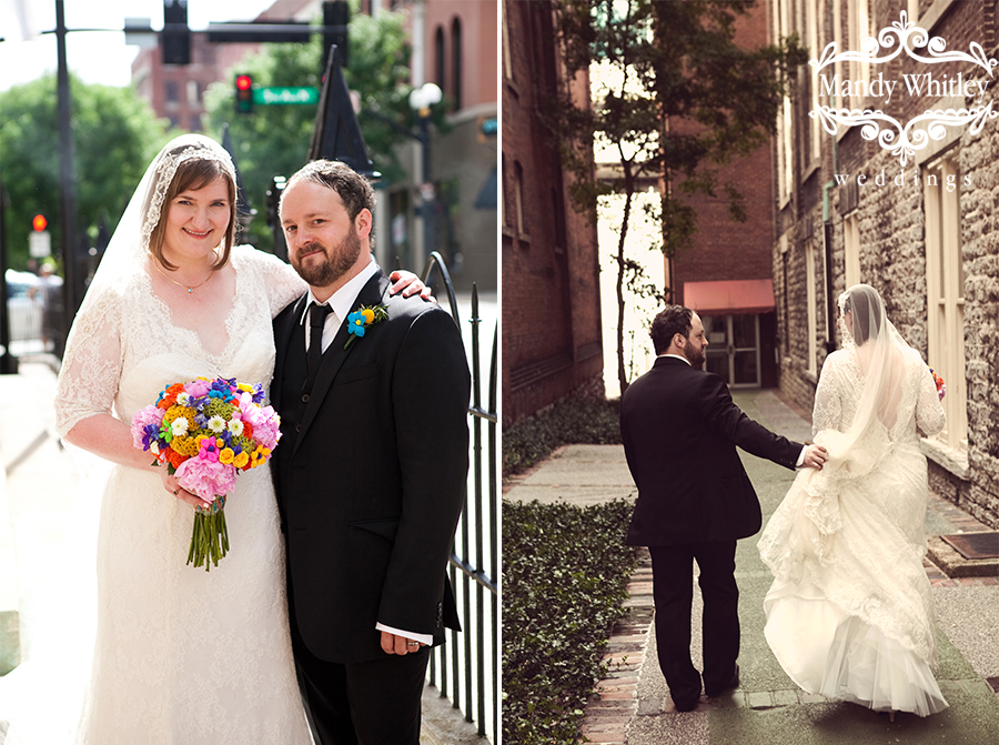 Downtown Presbyterian Church Nashville Wedding Photographer