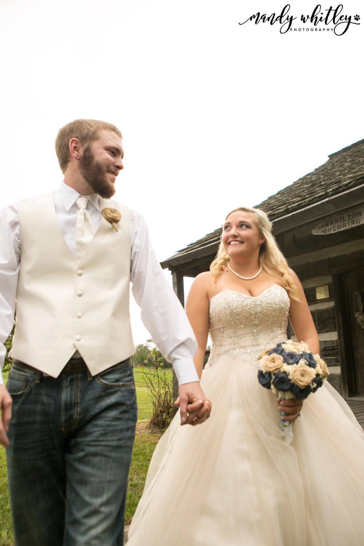 Missouri Wedding Photographer Mandy Whitley