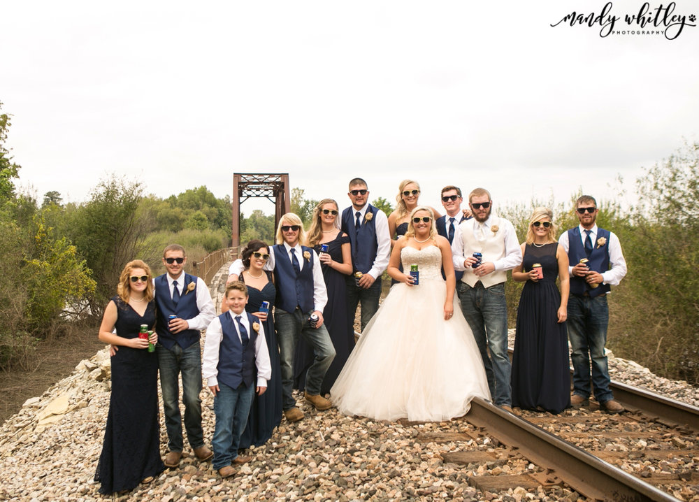 Missouri Wedding Photographer Mandy Whitley