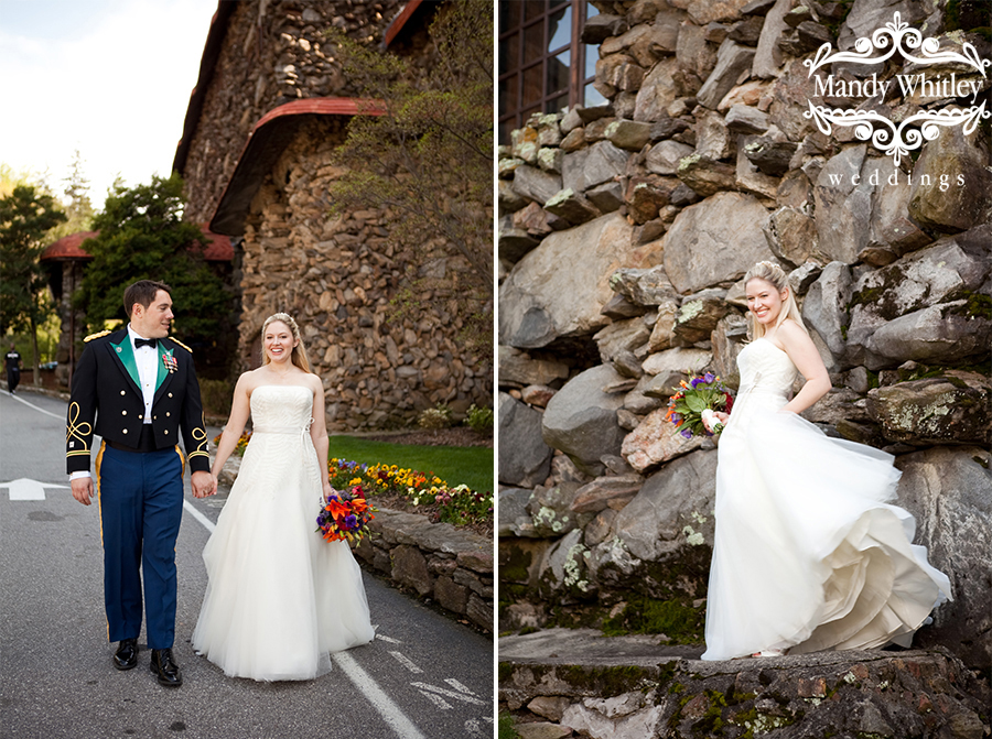 Asheville Wedding Photography at Grove Park Inn