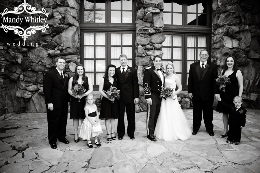 Grove Park Inn Wedding Asheville Wedding Photography