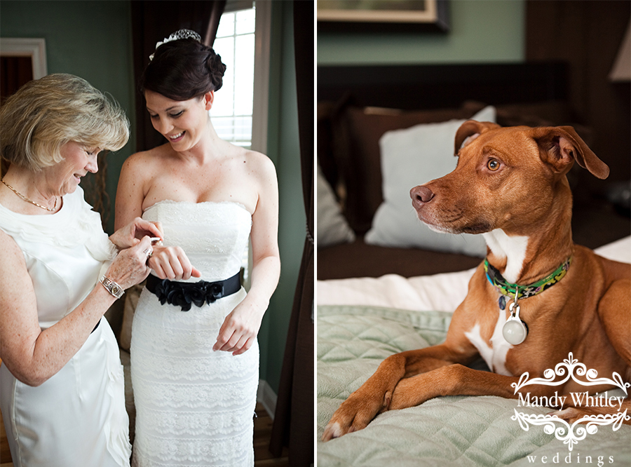 Nashville Country Club Wedding Mandy Whitley Photography