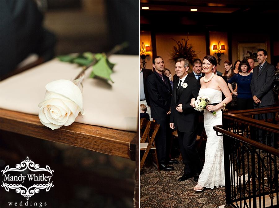 Nashville Wedding Photographer Country Club Wedding