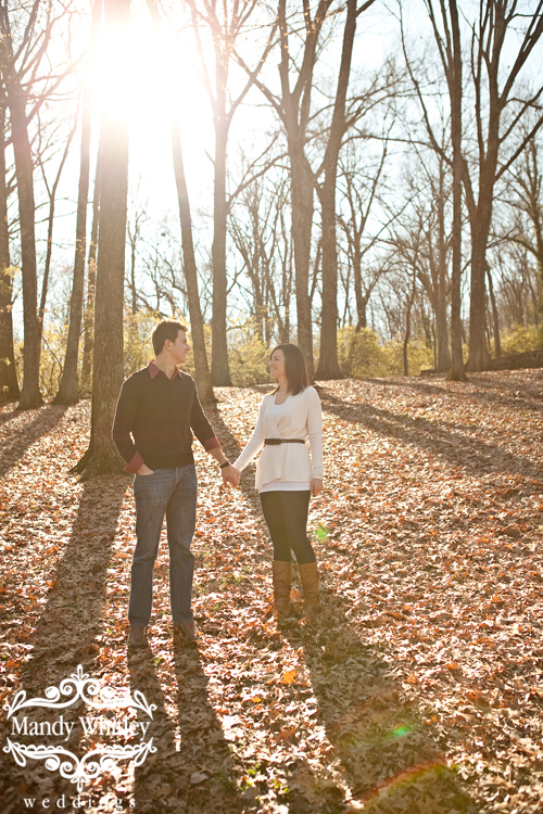 Percy Warner Park Engagement Session Nashville Photographer