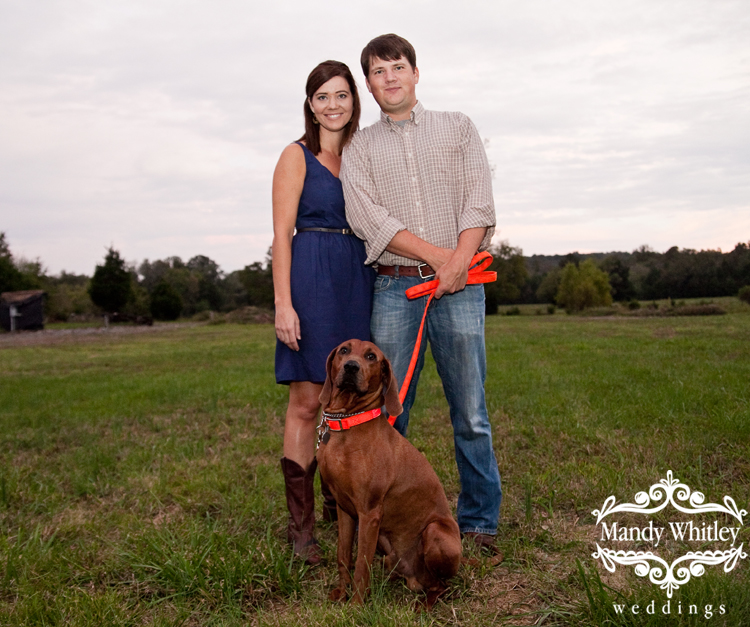 Legacy Farms Engagement Photography