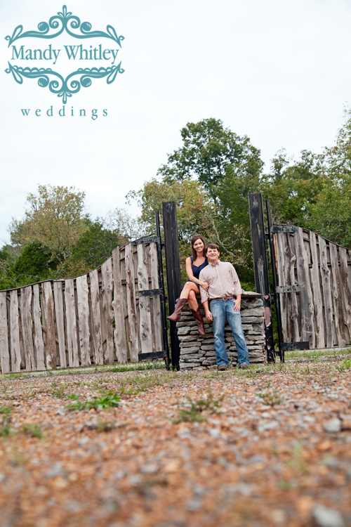 Legacy Farm Engagement Session Nashville Wedding Photographer