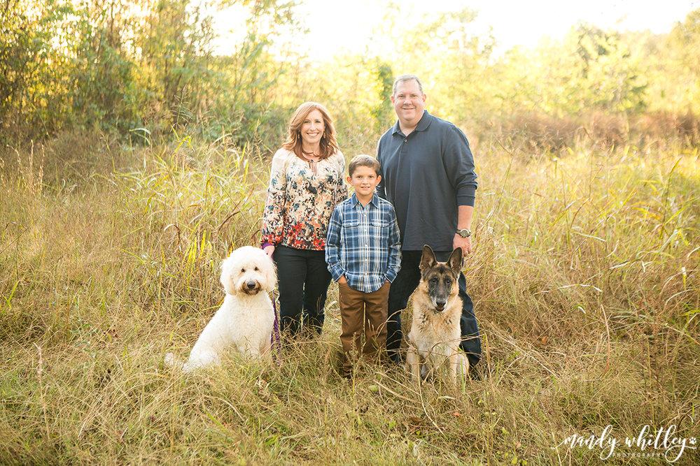 Nashville Dog and Family Photographer