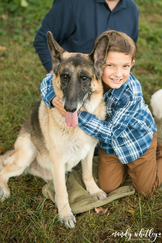 Nashville Family and Dog Photographer