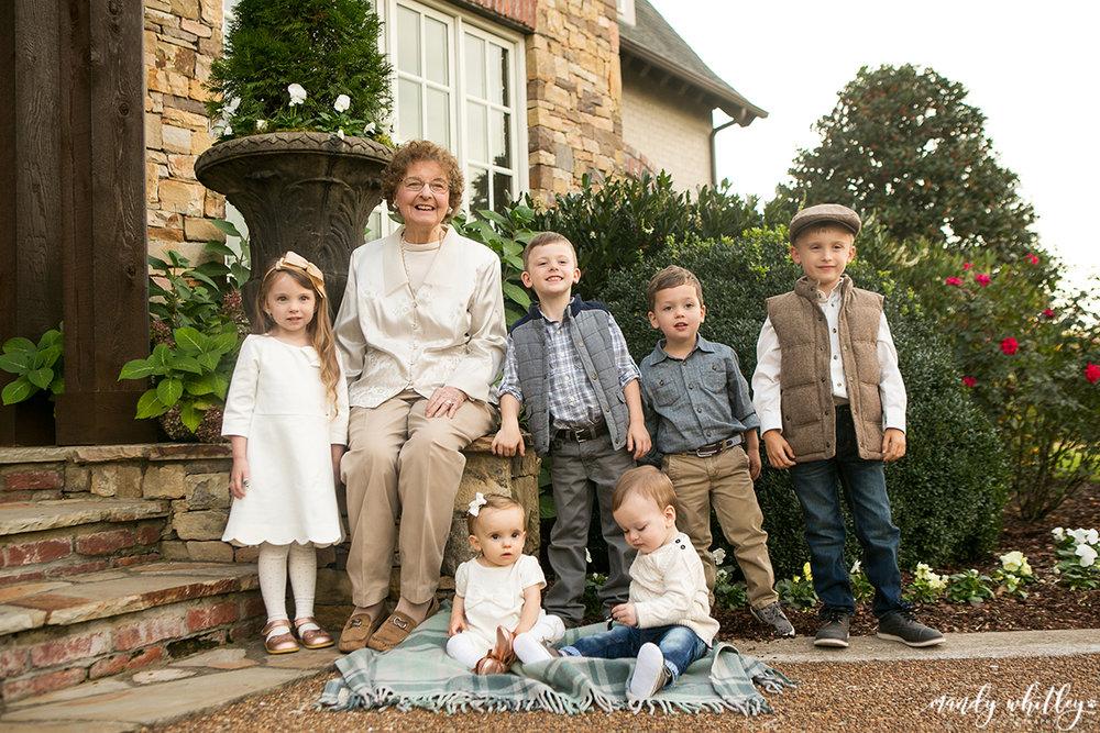 Nashville Family Photographer Dog Photographer