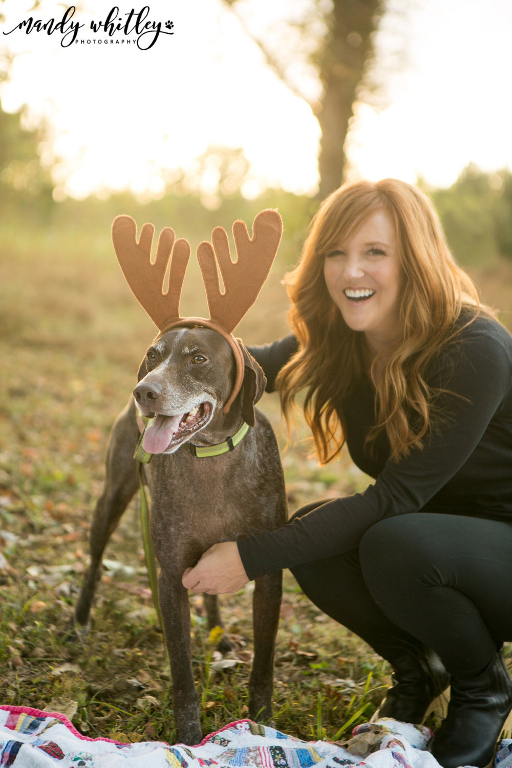 Pet Photographer Portrait Session Nashville