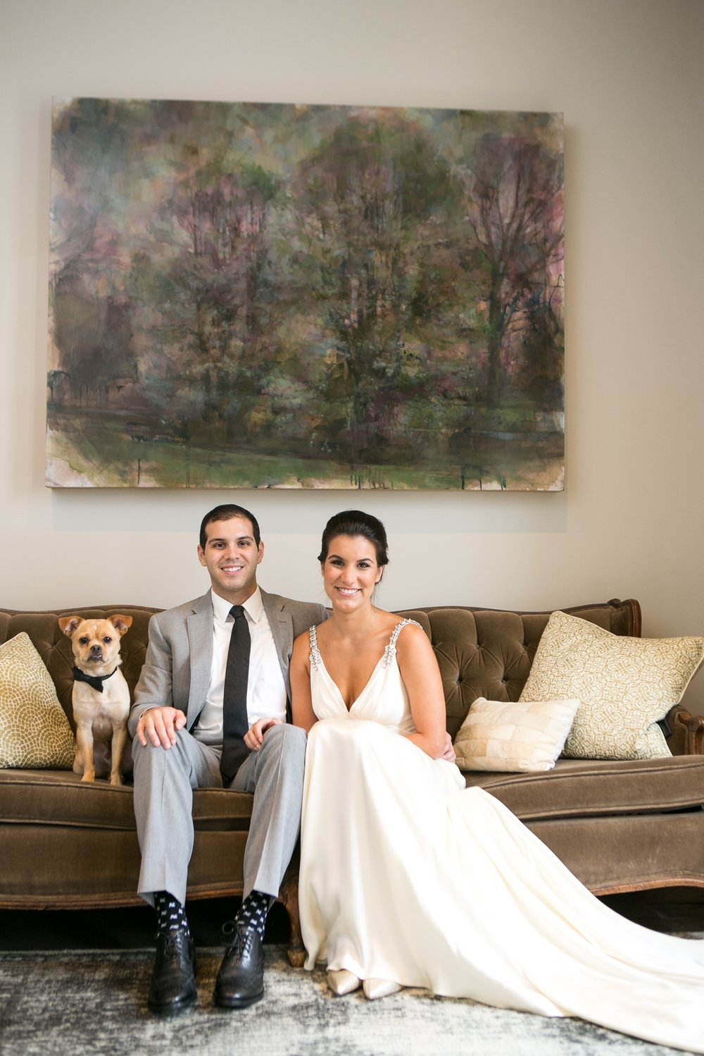 Cordelle Wedding Photographer | Wedding with Dogs