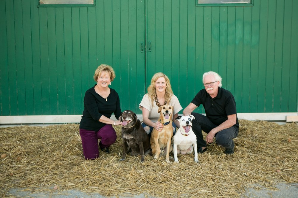 Family Photos with Pets | Nashville Dog Photographer
