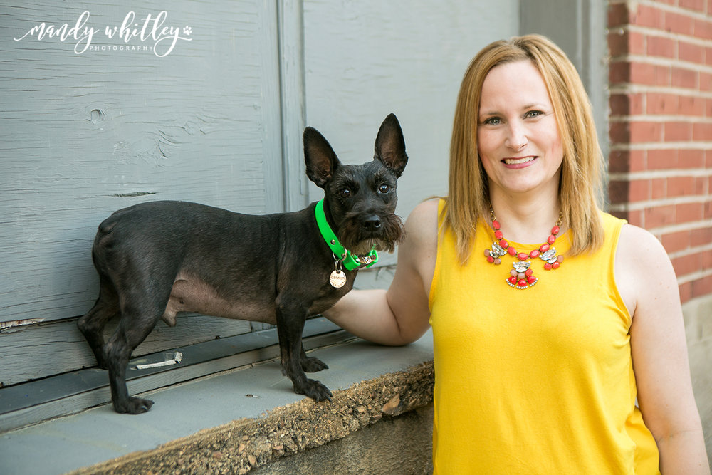 Portraits with Pets Photography Ideas