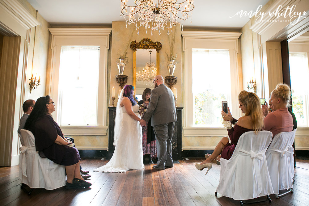 Riverwood Mansion Wedding Elopement Photographer Nashville