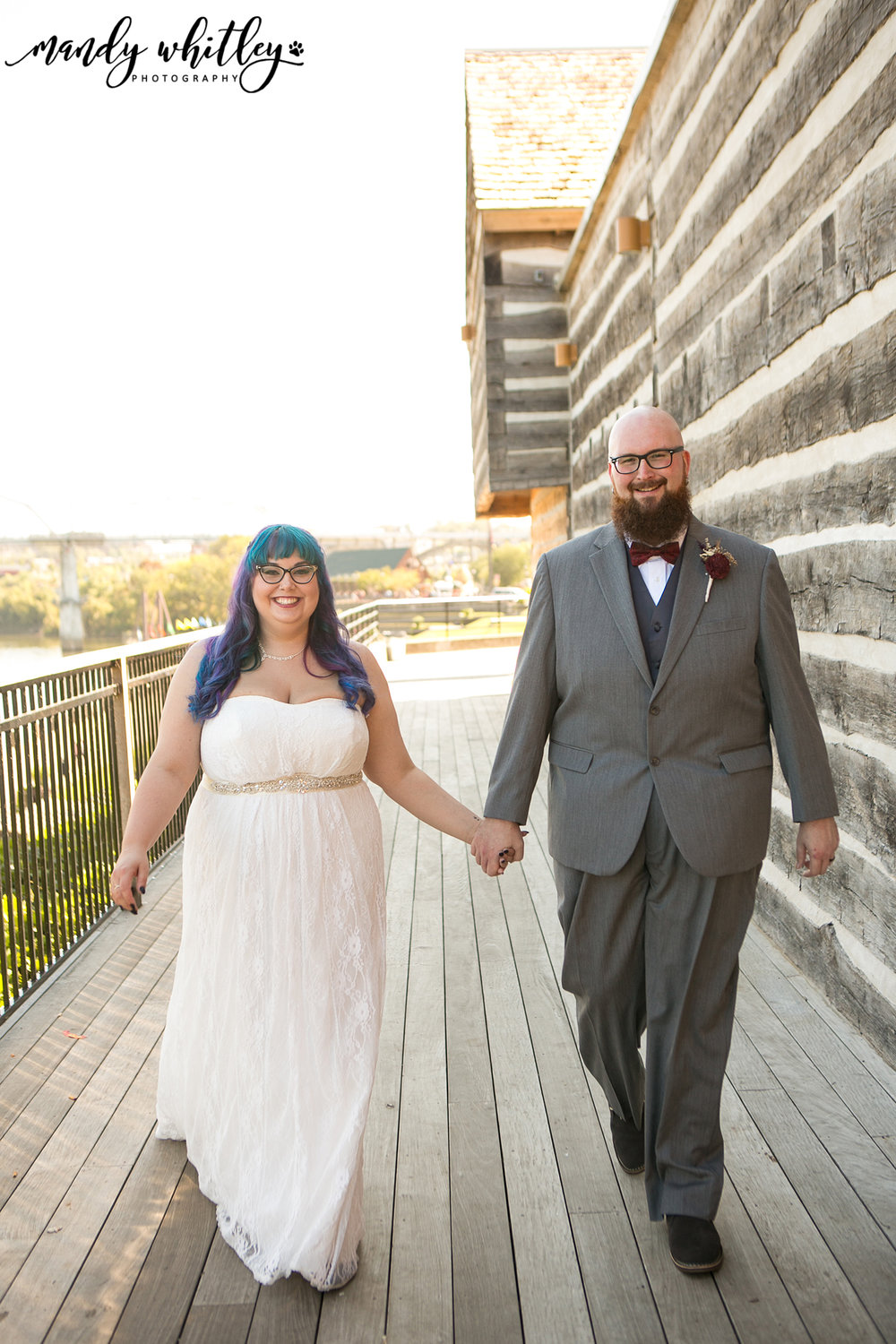 Downtown Nashville Elopement Photographer