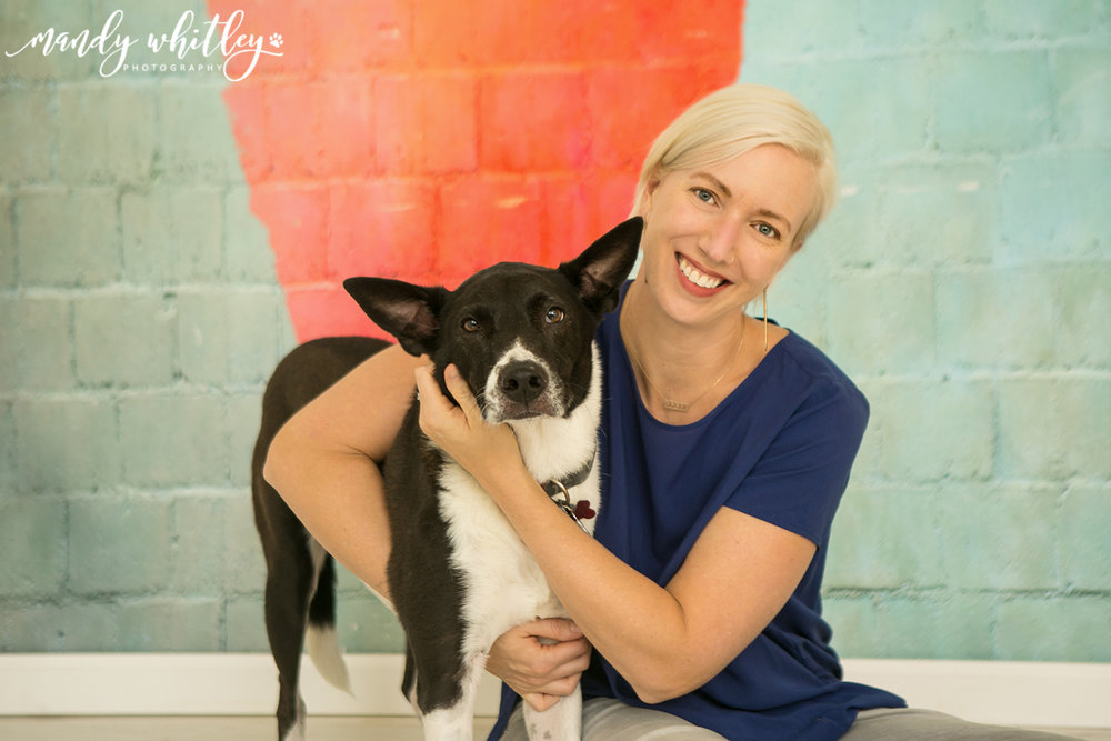 Mandy Whitley Best Dog Photographer in Tennessee