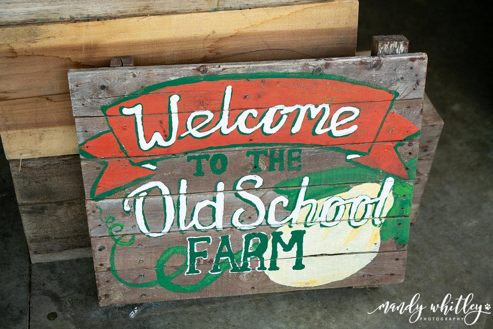 old school farm barn wedding venue