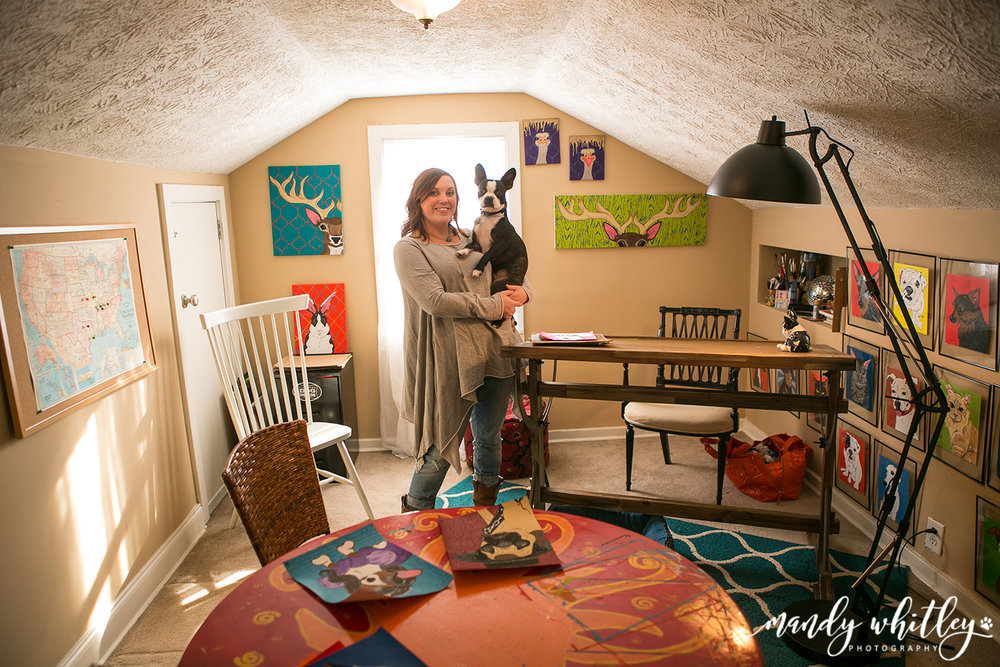 Nashville Pet Photographer Portraits Mandy Whitley