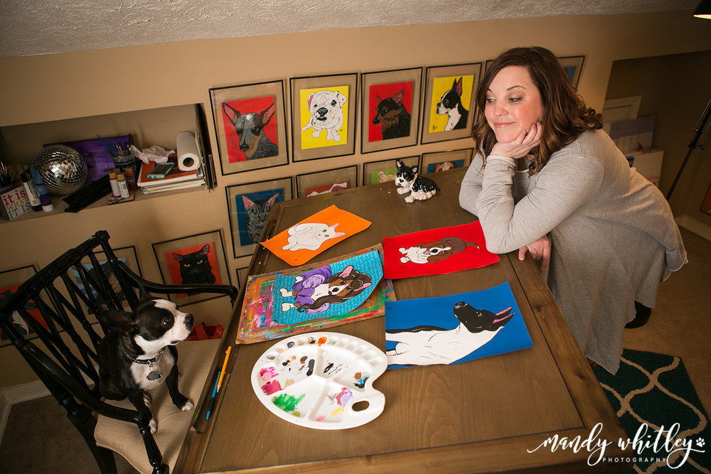 Mandy Whitley Nashville Pet Photographer