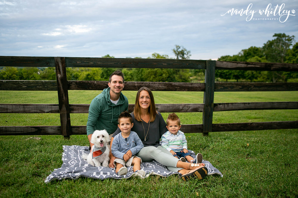 Family Photographer in Nashville