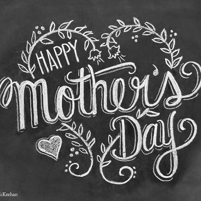 Happy Mothers Day to the amazing ladies!!