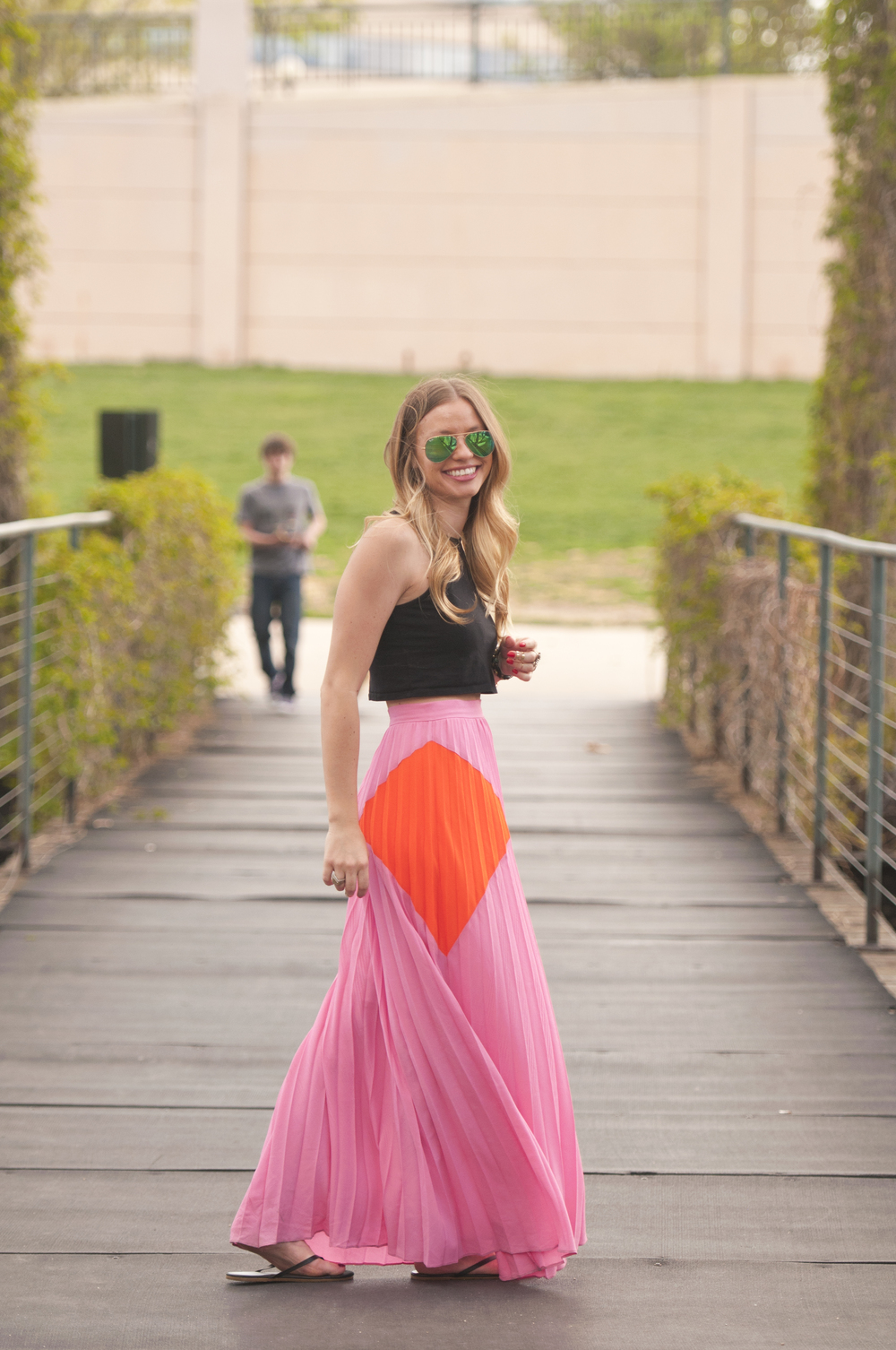 MollyRoseStylingPink Skirt