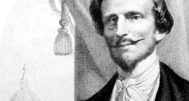 Baron Bettino Ricasoli